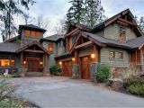Rustic Luxury Home Plan Architectural Designs