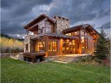 Rustic Modern Home Plans Brilliant Contemporary Rustic Home Design Spacious Home