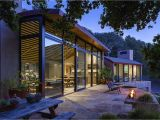 Rustic Modern Home Plans Rustic Modern Country House In Santa Barbara with Curved