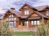 Rustic Mountain Home Plans with Photos Mountain Rustic Style House Plans Plan 98 116