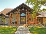 Rustic Texas Home Plans Texas Hill Country House Plans with Limestone Materials