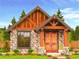 Rustic Vacation Home Plans Rustic Guest Cottage or Vacation Getaway 85106ms