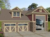 Rv Carriage House Plans Carriage House Apartment with Rv Garage 20128ga
