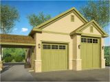 Rv Carriage House Plans Rv Garage Plans Rv Garage Plan with Second Bay for Boat