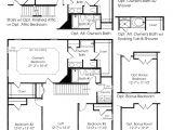 Ryan Homes Genevieve Floor Plan Ryan Home Floor Plans