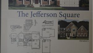 Ryan Homes Jefferson Square Floor Plan the Jefferson Square Single Family Home Floor Plan by Ryan