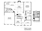 Ryan Homes Savoy Model Floor Plan Ryan Home Floor Plans