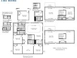 Ryan Homes Sienna Floor Plan Beautiful Rome Floor Plan Ryan Homes New Home Plans Design