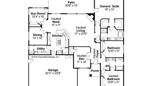 Ryland Home Floor Plans Ranch House Plans Ryland 30 336 associated Designs
