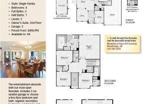 Ryland Home Plans Ryland Homes Floor Plans Houston