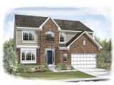 Ryland Homes Floor Plans Indianapolis Jamestown Single Family Home Floor Plan In Indianapolis