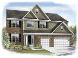 Ryland Homes Floor Plans Indianapolis Williamsburg Single Family Home Floor Plan In Indianapolis