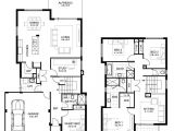 Sample Floor Plans 2 Story Home Double Storey 4 Bedroom House Designs Perth Apg Homes
