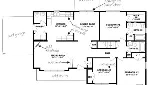 Sample Home Plans Floor Plan Examples for Homes
