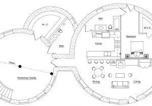 Sandbag Home Plans Earthbag Roundhouse Earthbag House Plans