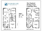 Sandlin Homes Floor Plans Sandlin Floorplans Chadwick Sandlin Homes