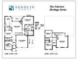 Sandlin Homes Floor Plans Sandlin Floorplans Fairview Sandlin Homes
