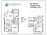 Sandlin Homes Floor Plans Sandlin Floorplans Murray Sandlin Homes