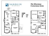 Sandlin Homes Floor Plans Sandlin Floorplans Silverstone Sandlin Homes