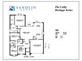 Sandlin Homes Floor Plans Sandlin Home Plans House Design Plans