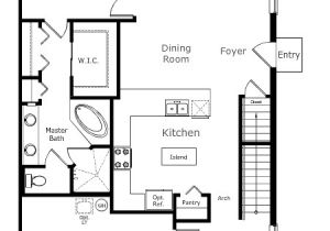 Sanford Homes Colorado Floor Plans Master Bedroom Floor Plan Addition