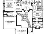 Santa Fe Home Plans Cervantes Santa Fe Style Home Plan 051d 0350 House Plans