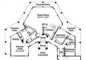 Santa Fe Home Plans Mediterranean Santa Fe southwest House Plan 69773 House