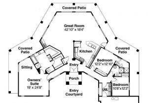 Santa Fe Style Home Floor Plans 49 Best Images About Santa Fe House Plans On Pinterest