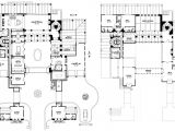 Santa Fe Style Home Floor Plans Courtyard Home Plans Omahdesigns Net