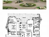 Santa Fe Style Home Floor Plans Luxury Santa Fe House Plans House Design Plans