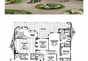 Santa Fe Style Home Floor Plans Luxury Santa Fe House Plans House Design Plans