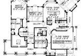 Santa Fe Style Home Floor Plans Santa Fe House Plan House Plans by Garrell associates Inc