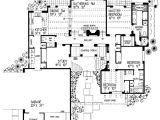 Santa Fe Style Home Floor Plans Santa Fe Style Houses Plans House Design Plans