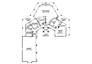 Santa Fe Style Home Floor Plans southwest House Plans Santa Fe 11 127 associated Designs