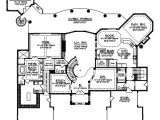 Santa Fe Style Home Floor Plans Valona Mediterranean Home Plan 051s 0084 House Plans and