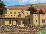 Santa Fe Style Home Plans Garrell associates Inc Santa Fe House Plan 06312