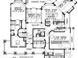 Santa Fe Style Home Plans Santa Fe House Plan House Plans by Garrell associates Inc