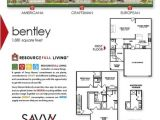 Savvy Homes Sage Floor Plan Sage Floor Plan by Savvy Homes Gurus Floor