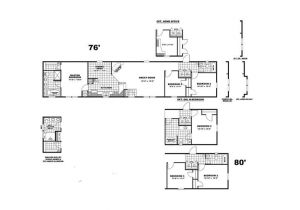 Schult Manufactured Homes Floor Plans Cmh Schult New Generation 16763c Mobile Home for Sale