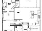 Scott Felder Homes Floor Plans Buchanan 14229 Williamsport Street
