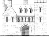 Scottish Highland Castle House Plans Houses that Look Like Castles Scottish Castle House Plan