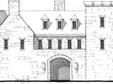 Scottish Manor House Plans Houses that Look Like Castles Scottish Castle House Plan