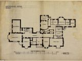 Scottish Manor House Plans Scottish island Mansion Designed by Charles Rennie