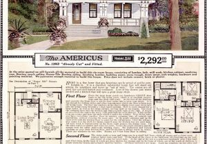 Sears Home Maintenance Plan Free Home Plans Floor Plans Sears Kit House