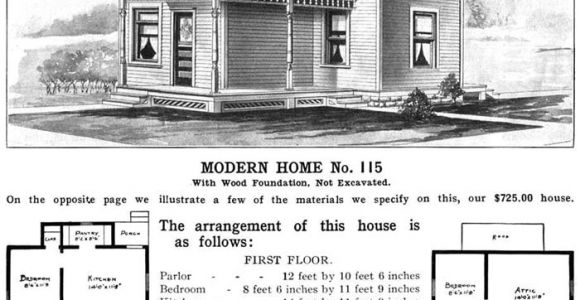 Sears Home Plans Sears Homes 1908 1940