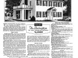 Sears Home Plans Sears Lexingtons for Sale
