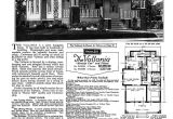Sears Home Plans the Sears and Roebuck Kit Home Real Estate