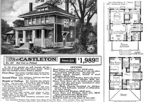 Sears Kit Homes Floor Plans Anyone with A Sears Kit Etc Home