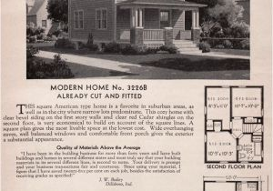 Sears Kit Homes Floor Plans Four Square House Plans American Four Square Sears