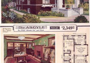 Sears Kit Homes Floor Plans Sears Kit House Plans Unique House Plans